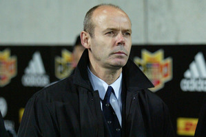 Lions coach Sir Clive Woodward. Photo / Mark Mitchell