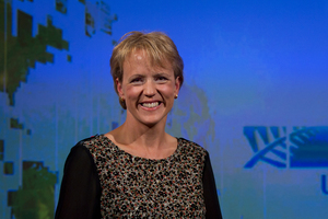 Hilary Barry is a GPS fan for the men she knows. Photo / Sarah Ivey
