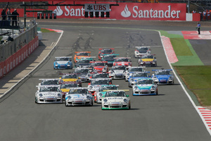 After just two rounds of the 2013 Porsche Super Cup championship, Richie Stanaway is fifth overall.