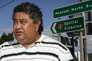 Tamati Kruger says he has the recipe for mana motuhake or self-determination. Photo / APN