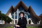 Jo Kelly-Moore says the cathedral is a big part of Auckland. Photo / Natalie Slade