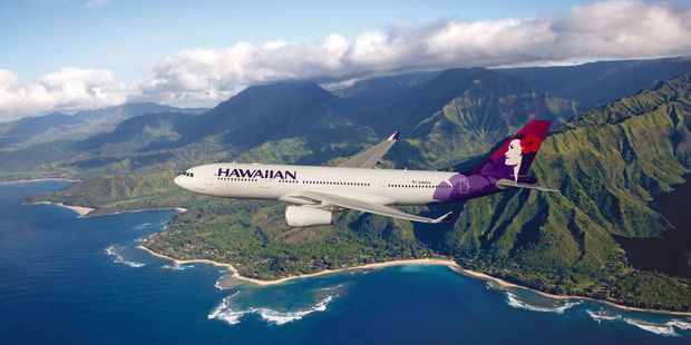 Kiwi bookings to Honolulu since the Hawaiian Airlines flights began in March have reportedly 'gone ballistic'.