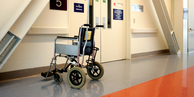 Ngaire Buchanan of Auckland DHB said missing equipment could be annoying for staff and stressful for patients. Photo / Doug Sherring
