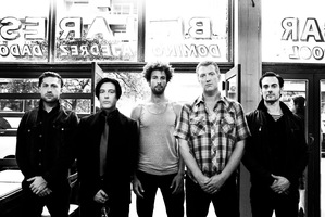 Queens of the Stone Age. Photo / Supplied