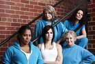 The cast of Wentworth. Photo / Supplied