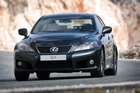 Lexus IS F V8 (2008)