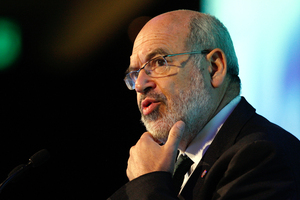 The focus on maternal and newborn nutrition is a policy based partly on research by Sir Peter Gluckman's Liggins Institute. Photo / Brett Phibbs