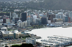 Wellington City. Photo / Getty Images