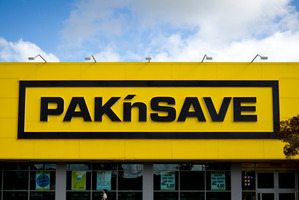A Dunedin Pak'n'Save store is the cheapest supermarket in New Zealand, according to Consumer New Zealand. File photo / Dean Purcell