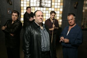 Cast of The Sopranos. Photo / Supplied