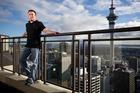 Charles Shrimpton is asking $3.5 million for his Metropolis apartment. Photo / Greg Bowker