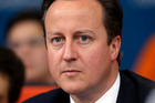 British Prime Minister David Cameron. Photo / APN