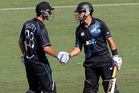 Grant Elliott and Ross Taylor bring plenty of experience to the ageing ODI side. Photo / APN