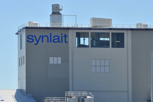 Right now one third of Synlait's sales are directed to China. Photo / NZPA