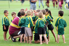 Sport is supposed to be fun. It is not life or death, not a test any child needs to pass. Photo / Tania Webb