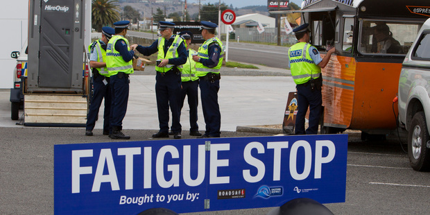 RoadSafe's joint initiative with police highlights a big factor in serious road crashes Photo / Glenn Taylor