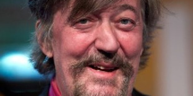 Stephen Fry has admitting attempting suicide last year. Photo / AP