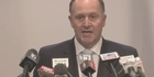 Watch: John Key accepts Dunne's resignation as Minister