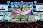 Nintendo announces Nintendo Land, a launch title for the Wii U console, at a briefing prior to E3 2012. Photo / Getty Images