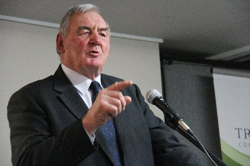 The Wairarapa Sports Awards 2013. Guest speaker Sir Brian Lochore says more youth should get involved in club administration.