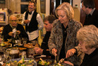 Grant Allen's pop-up restaurant evening at Oasis Oamaru. Photo / Jason Burgess