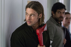 Brad Pitt is Gerry Lane in World War Z.