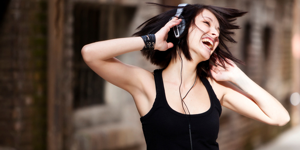 For music lovers, good headphones are all the better to hear with. Photo / Thinkstock