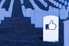 Greg Dixon is heading to his Facebook grave. Photo / Digitally enhanced Thinkstock, Getty Images