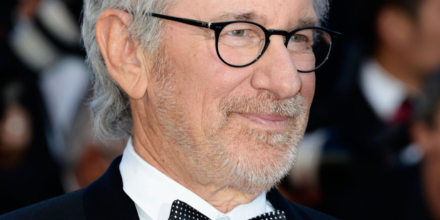 Steven Spielberg says 'Lincoln' almost didn't make it to the big screen. Photo / Getty Images