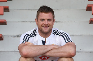 Jamie Heaslip of the Lions. Photo / Getty Images