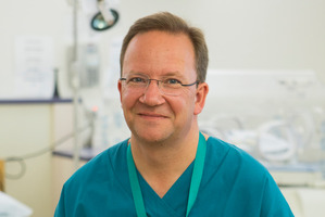 Obstetrician scientist Professor Phil Baker. Photo / supplied
