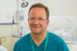 Obstetrician scientist Professor Phil Baker. Photo / supplied