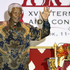 Nelson Mandela greets the crowd at the closing ceremony of the 15th International AIDS conference July 16, 2004 in Bangkok, Thailand. Photo / Getty Images