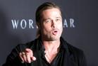 Brad Pitt arrives on the red carpett at the Australian Premiere of World War Z. Photo / AP