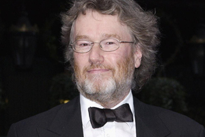 Iain Banks has died after battling cancer. He was 59. Photo / AP