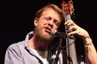 Ted Dwane is having emergency surgery for a blood clot on his brain. Photo / AP