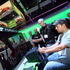An E3 2013 attendee interacts with Forza Motorsport 5 for Xbox One at Microsoft's booth at E3 2013 in Los Angeles. Photo / AP