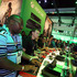 E3 2013 attendees interact with Killer Instinct for Xbox One at Microsoft's booth at E3 2013 in Los Angeles. Photo / AP