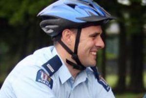 Constable Adam Dunnet has entered no plea to seven counts of indecent assault.