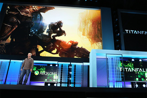 Vince Zampella, co-creator of the Call of Duty series, at E3. Photo/AP