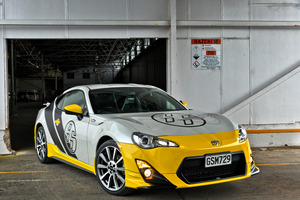 Toyota 86 RC. Photo / Supplied