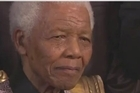 "Nelson Mandela was back in hospital on Saturday in a ""serious but stable"" condition suffering from a recurrent lung infection, the latest health scare for South Africa's frail anti-apartheid icon."