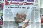 Many South Africans are asking whether it's time to let him go, as a frail Nelson Mandela is admitted to hospital for the third time this year.