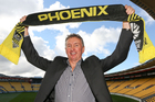 New Phoenix coach Ernie Merrick. Photo / Getty Images.