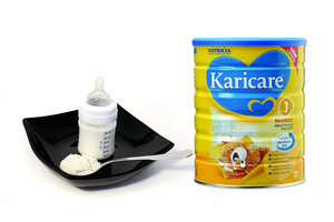 Karicare made for NZ cannot legally be exported to China, as different standards apply for products entering that market. Photos / Thinkstock, Supplied