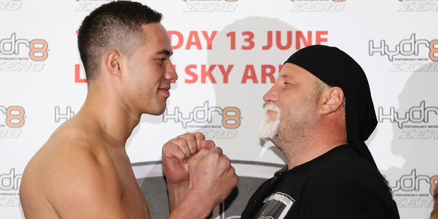 Our live blog tonight brings you all the action from the heavyweight boxing bout between Joseph Parker and Francois Botha from Trusts Arena in Auckland. Photo / Getty Images.