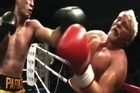 New Zealand's Joseph Parker announced his arrival in the ranks of respected heavyweights tonight with a second round knockout of durable South African heavyweight Francois Botha.