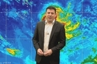 A large but sluggish Tasman Sea low is moving in towards New Zealand bringing a change to northerlies and rain.  Rain looks to be heaviest on Sunday for northern and western areas with a chance of thunder even. At the same time cold easterlies will become even colder for eastern and southern parts of the South Island this weekend and into next week.