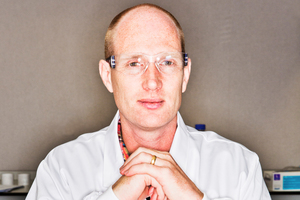 Entrepreneurial pharmacist Greg Macpherson. Photo / Babiche Martens