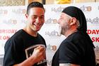 Joseph Parker (left) faces Francois Botha in Auckland on Thursday in his biggest fight yet.  Photo / Chris Gorman